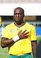 Ahodikpe avec l'equipe National du Togo.jpg