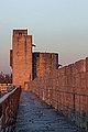 Aigues Mortes les remparts battlements photo picture image photography sunset coucher de soleil (11088523673).jpg