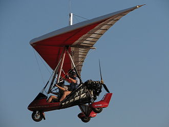 Ultralight trike - AirBorne XT912 Tourer