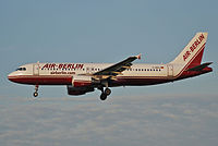 4K-AZ79 - A320 - Azerbaijan Airlines