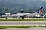 Air France (Regional Airlines) Embraer 190LR (ERJ-190-100LR) F-HBLC (22270351745).jpg