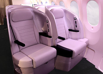 """Outer Space"" Premium Economy offers..."