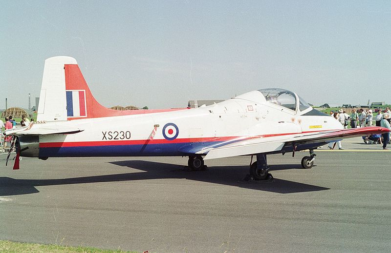 File:Air Tattoo International, RAF Boscombe Down - ETPS - Jet Provost - 130692.jpg