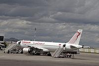 TS-IMF - A320 - Tunisair