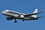 """Airbus A320-200 Aeroflot (AFL) """"Retro jet livery"""" F-WWIF - MSN 5614 - Named Dobrolet - Will be VP-BNT (9739856745).jpg"""