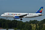 Airbus A320-200 Small Planet Airlines (Poland) (LLP) SP-HAC - MSN 739 (9645957043).jpg