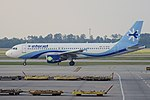 Airbus A320-214 'XA-MXM' InterJet (26410949487).jpg