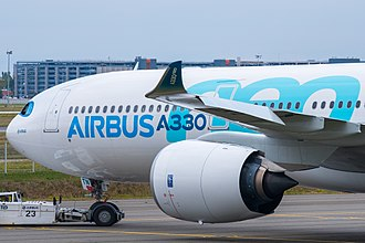 Airbus A330neo - The Trent 7000 on-wing