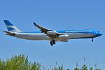 Airbus A340-300 Aerolìneas Argentinas (ARG) LV-CSE - MSN 126 (9511928042).jpg