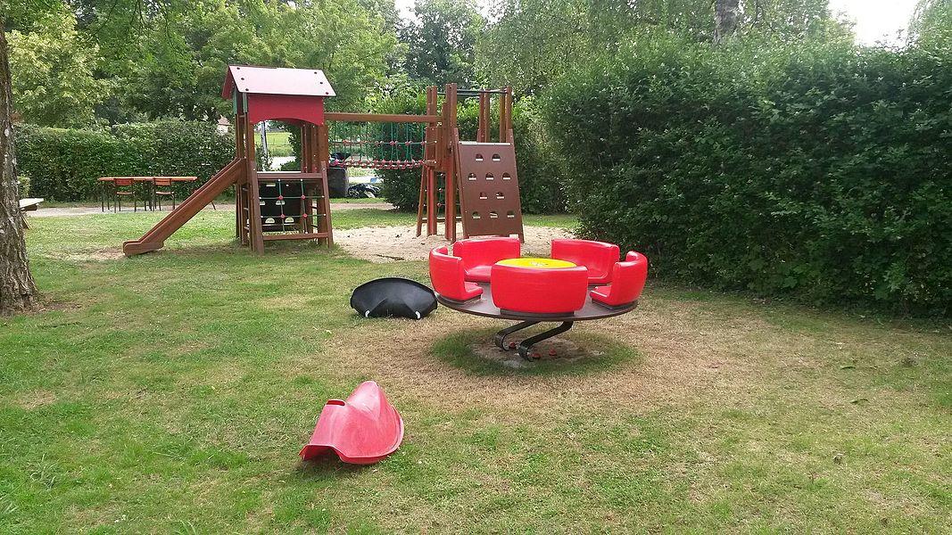 Aire de jeux de Panneçot sur la commune de Limanton
