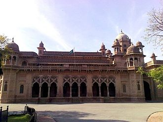 Aitchison College - Old Building, Aitchison College, Lahore