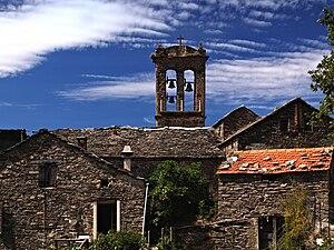 Alando, Haute-Corse - Former convent