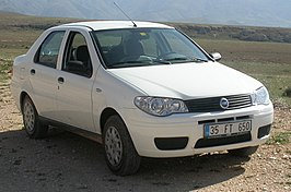 Fiat Albea (post-facelift)