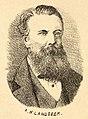 Albert H Landseer -- 1881 portrait sketch (State Library of Victoria, image FAN00-07-81-SUPP-27).jpg