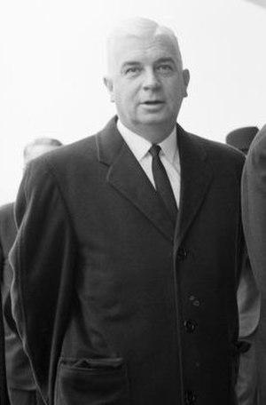 Albertis Harrison - Harrison in 1962