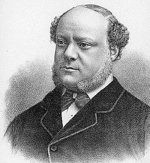 Alberto Randegger - Randegger circa 1879