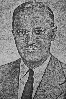 Albin C. Bro American academic administrator