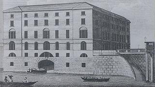 Albion Mills, Southwark