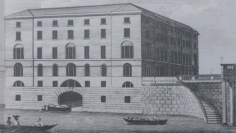 Albion Flour Mills Bankside
