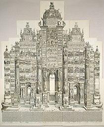 Albrecht Dürer - The Triumphal Arch of Maximilian (NGA 1991.200.1).jpg