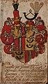 Album Amicorum Leonardus Hartmann Koninklijke Bibliotheek KW 135 J 27 fol 001 recto.jpg