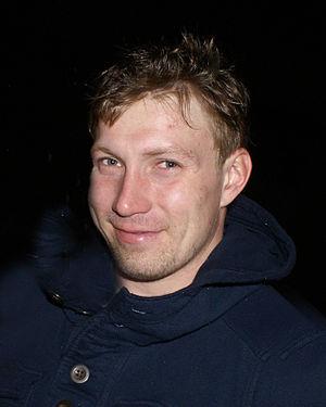Alexander Perezhogin - Image: Aleksandr Perezhogin , HC Avangard, 2011