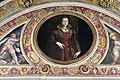 Alessandro allori, ritratto di eleonora di toledo, tra allegorie di primavera ed estate tra i relativi segni zodiacali, di poppi e zucchi 02.jpg
