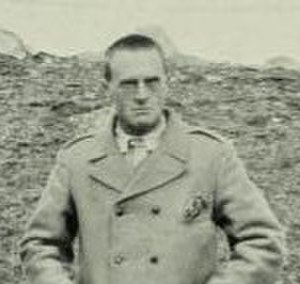 Alexander Heron - Alexander Heron on the 1921 Everest expedition