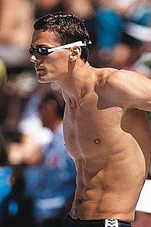 Alexander Popov (swimmer) Russian swimmer