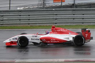 Alexander Rossi - Rossi at the 2011 Nürburgring World series by Renault round