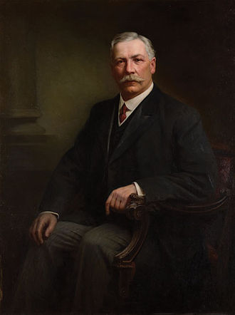History of Alberta - Alexander Rutherford, Alberta's first premier took advantage of the political power handed to him by the Federal Government