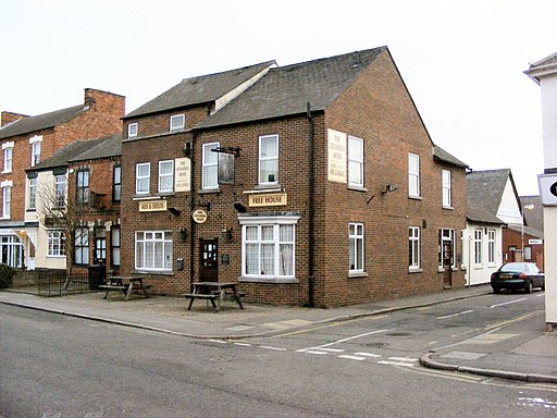 Creative Commons image of The Alexandra Arms in Kettering