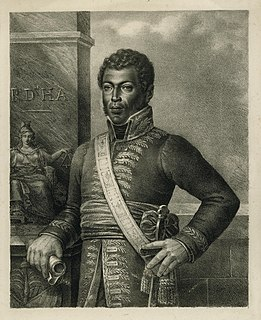 Alexandre Pétion 1st President of the Republic of Haiti