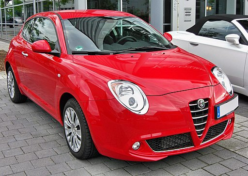 Alfa Romeo MiTo 20090614 front