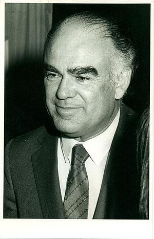 Alfonso Márquez de la Plata - Alfonso Márquez de la Plata in 1983.