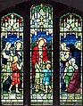All Saints, Walsoken, Norfolk - Window - geograph.org.uk - 321043.jpg