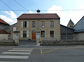 The Town Hall and School