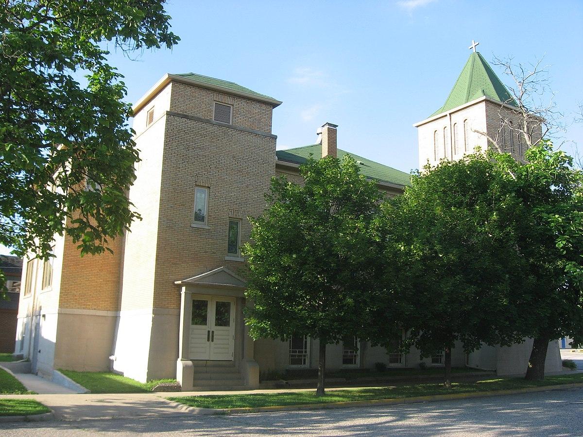 Chapel Building  Mountain Home Tn