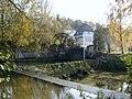 Altes Wasserrad nahe der Schwarzachmündung - panoramio.jpg
