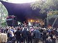 Amaranthe, Inferno-lava, Nummirock, Kauhajoki, 24.6.2011 (3).jpg