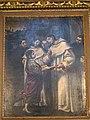 Ambito fiorentino, Sant'Antonino giovinetto si presenta al beato Giovanni Dominici, 1600-1630 ca. 02.JPG
