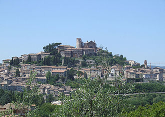 Amelia, Umbria - Image: Amelia 001