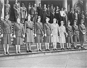 American Women's Voluntary Services - Image: American Women's Voluntary Services