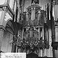 Amsterdam. Interieur van de Westerkerk met het grote orgel, Bestanddeelnr 918-1331.jpg