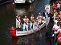 Amsterdam Gay Pride 2013 boat no28 Aids Fonds pic6.JPG