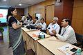 Ananya Bhattacharya with Participants - Discussion - Community Museum - VMPME Workshop - NCSM - Kolkata 2015-09-07 2994.JPG
