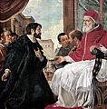 Anastasio fontebuoni, michelangelo a bologna si presenta a giulio II.jpg