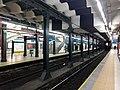 Andén central de la Estación Primera Junta, Subte de Buenos Aires.jpg