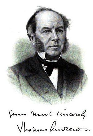 Thomas Andrews (scientist) - Image: Andrews Thomas