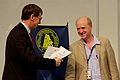Andy Lawrence and Roger Davies, NAM 2012.jpg